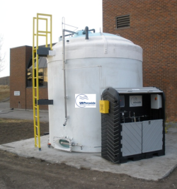 Frac Water - Chlorine Dioxide - Sulfide Removal